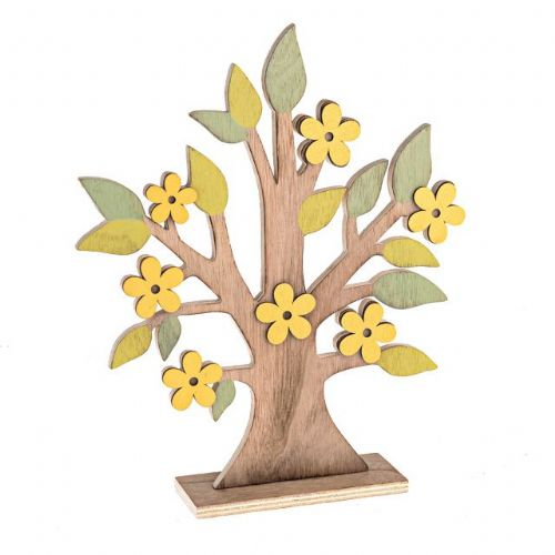 Wooden Spring Tree